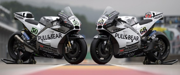 2016 Aspar MotoGP Team 09 GP of Germany