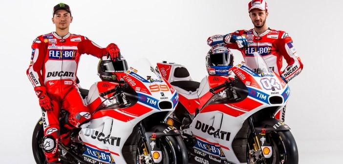 Ducati GP17 MotoGP 2017 Lorenzo