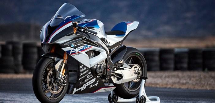 BMW HP4 Race motorfans