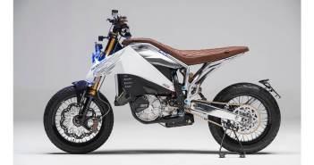 Aero E-Racer elektrische motor