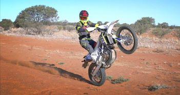 Husqvarna 701 outback inspiratie