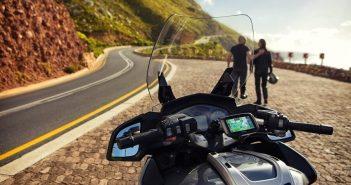 TomTom rider 420 test