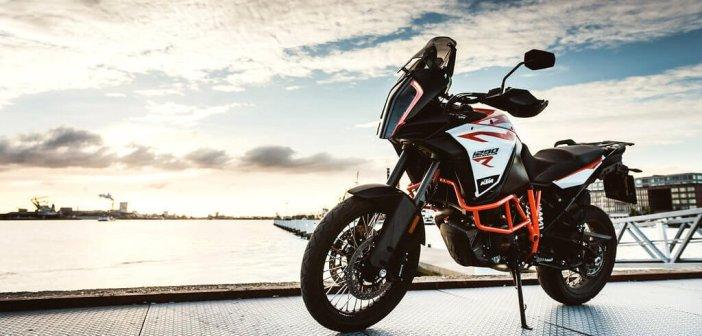 KTM 1290 Super Adventure R 2017 test