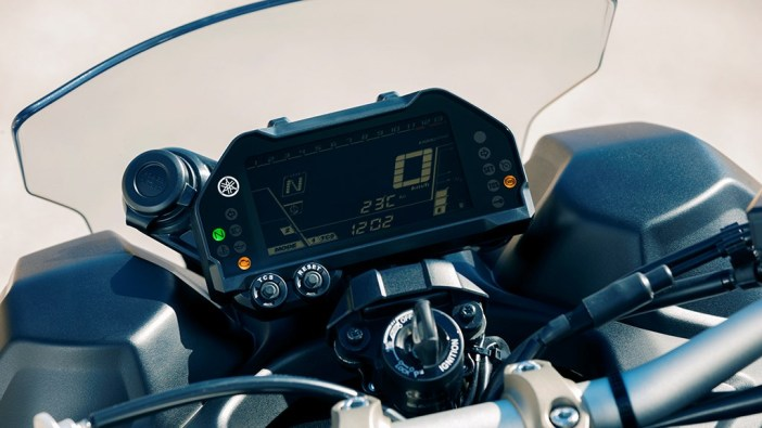 Yamaha Niken 900 2018