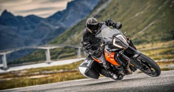 KTM 1290 Super Adventure R 2017 review