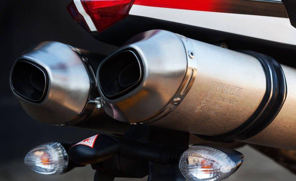 Ducati 848 Hayden te koop