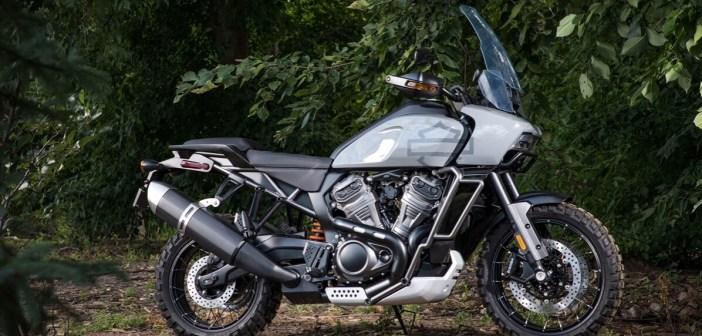 Harley Davidson komt met adventure motor (en meer raar spul)