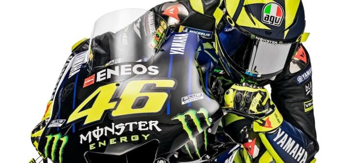 Rossi motor Yamaha 2019