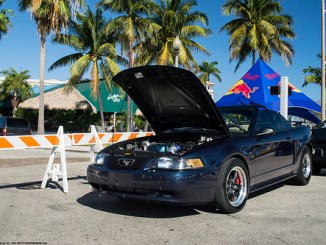 2JZ Mustang