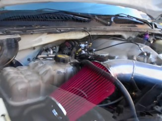 Chevy SS clone with a 408 stroker on nitrous does a badass burnout!