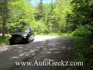 Badass BMW X1 35i Flyby Sleeper Downpipe Exhaust Sound