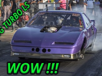 Van Burgess's Big Turbo Ls Firebird The Freakshow Showing Out!!! Holly Springs 4k video
