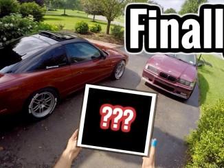 IT'S FINALLY HERE!! | ThatDudeInBlue | Fixing Wheel Fitment