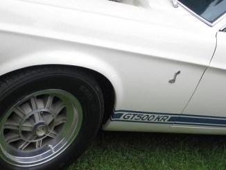 1968 Mustang Shelby Cobra GT500KR