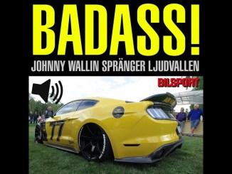 Badass Mustang!