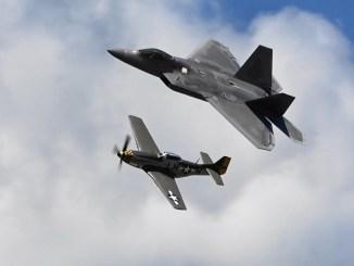 F-22 Raptor is a Badass that demands Respect