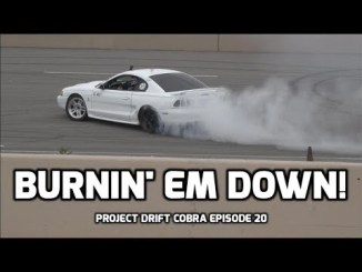 1st time out with the angle kit! | Project Drift Cobra Episode 20