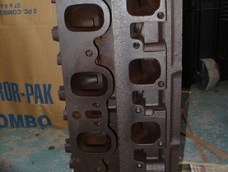 1970 Ford 351 Cleveland Closed Chamber 4V Heads