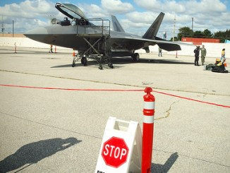 By Cdn Standards High Security for Fighter Jet