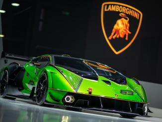 Lamborghini Essenza SCV12 Looks Stunning In The Flesh