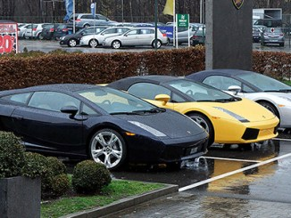 A Gallardo might by your entry into Lamborghini ownership