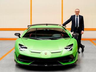 Lamborghini Boss Set To Quit Supercar Maker