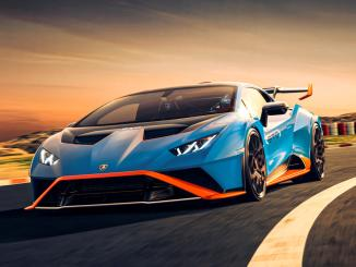 Lamborghini Huracan STO Is A 630-HP Race Car For The Road