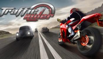İleri Bakış oyunu Traffic Rider kapak