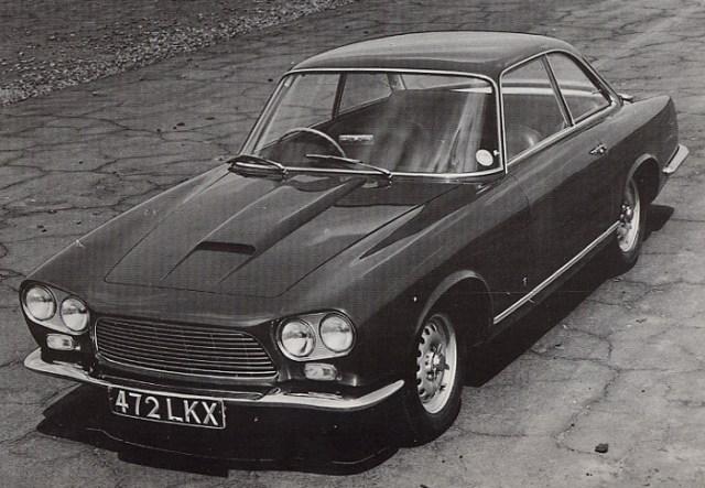 Gordon-Keeble GT Prototipo