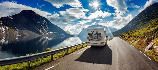 Las rutas en motorhome más bonitas por España