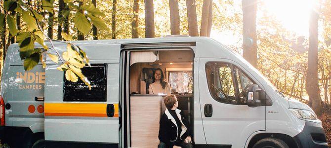 ¿Cómo vivir en una caravana por un periodo de tiempo?