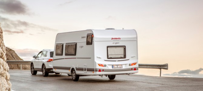 ¿Cuáles son las restricciones que tienen las caravanas?