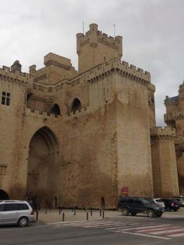 Royal Palace of Olite