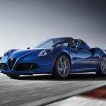 Alfa Romeo 4c Spider Italia Tiene Duro La Pocket Supercar Negli Usa Qn Motori