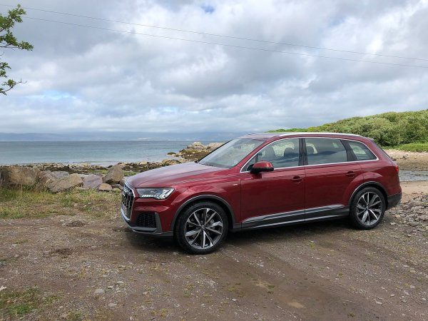 2020 Audi Q7 First Drive Review: It Wasn't Broke But They ...