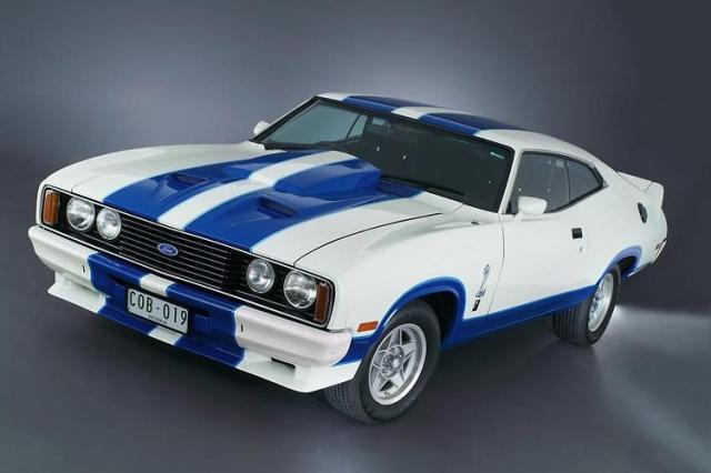 Ford And Rare Spares Join Forces