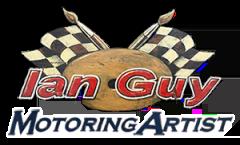 Ian Guy – Motoring Artist