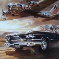 Cadillac and B52