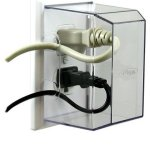 LectraLock child proof outlet cover