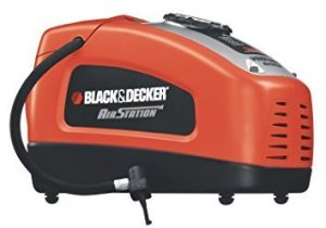 Black & Decker ASI300 Air Pumping Station, best air compressor for car tires
