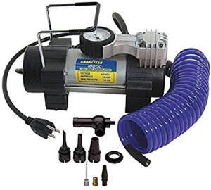 Bon-Aire Goodyear i8000 120-Volt Direct Drive Tire Inflator, best portable car tire compressor