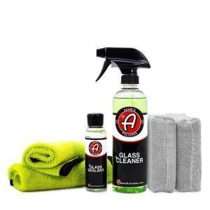 Adam's Perfect Vision Glass Cleaner and Sealant Combo, best solution to clean car windows