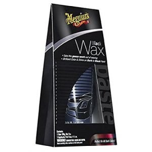 Meguiar's G6207 Black Wax Paste, best car wax for black cars