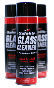 SAFELITE AUTO GLASS wash, best car window cleaner, best car washing products