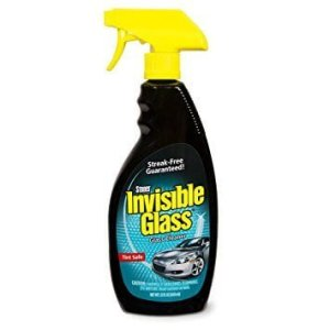 STONER INC Invisible window Cleaner, best auto glass cleaner