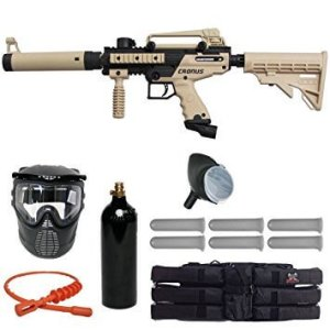 Tippmann 3Skull Cronus Paintball Marker Gun, most reliable paintball guns