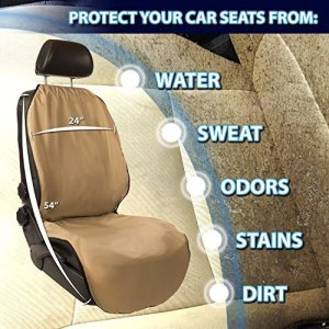 Why You Need A Car Seat Sweat Protector