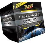 Meguiar's G18211 Ultimate Paste Wax, best car wax for white vehicles