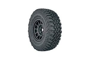 Yokohama GEOLANDAR MT G003 All-Terrain Tire, quietest all terrain truck tire
