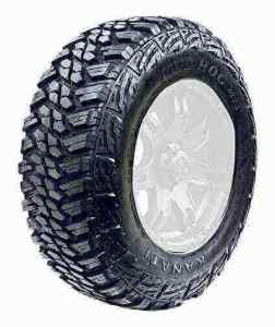 one of the best truck tires for all terrains marketed by Kanati